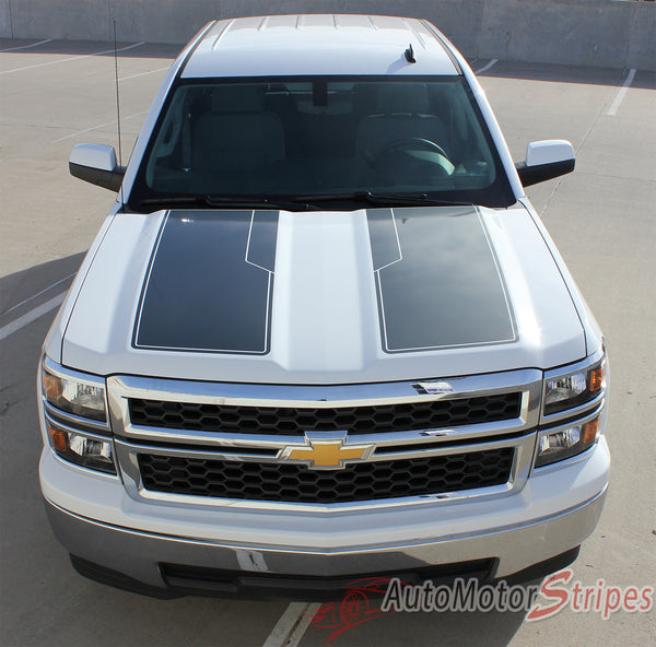2014 2015 Chevy Silverado 1500 Rally Plus Edition Style