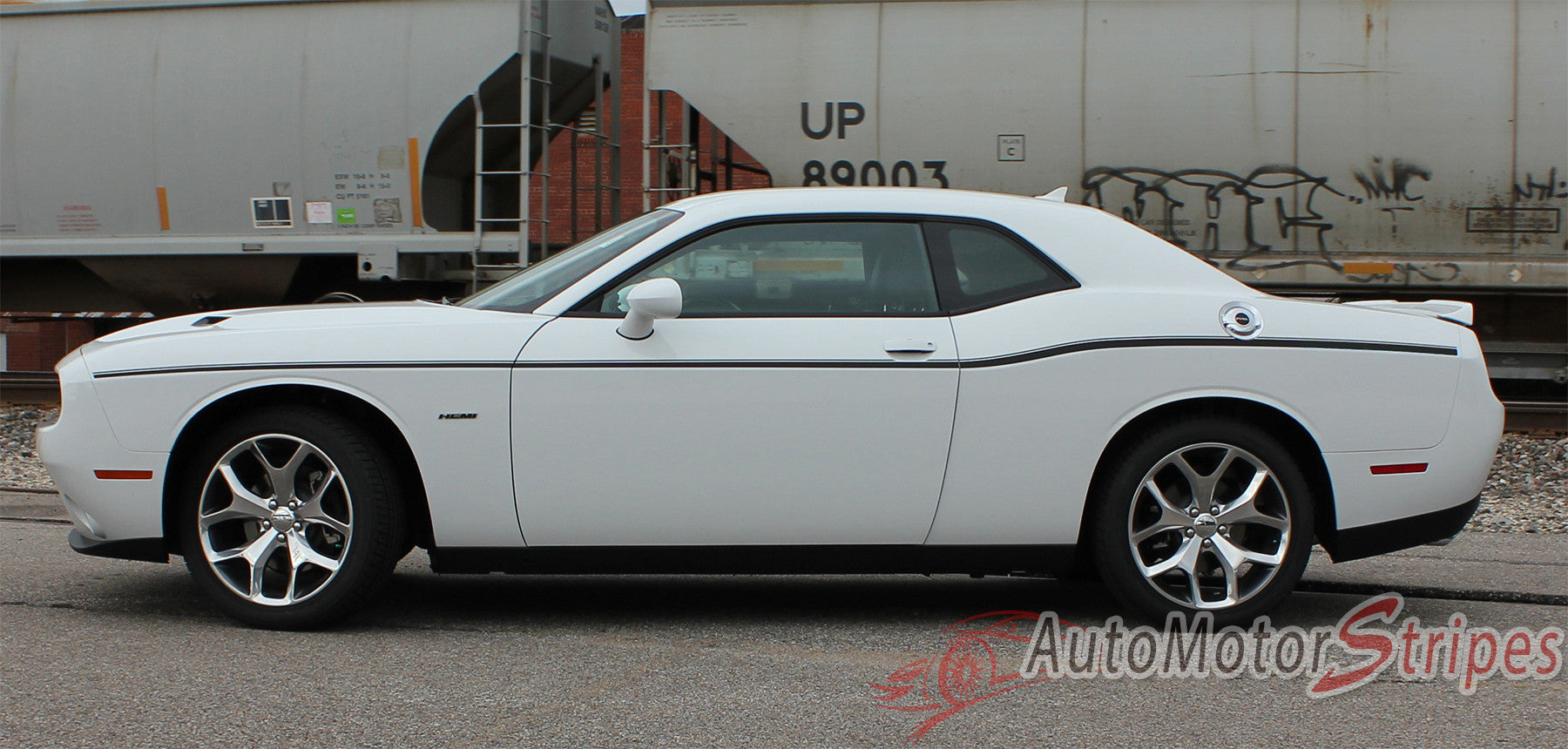 2011 2020 Dodge Challenger Door Stripes Sxt Side Decals Vinyl Graphic Auto Motor Stripes Decals Vinyl Graphics And 3m Striping Kits
