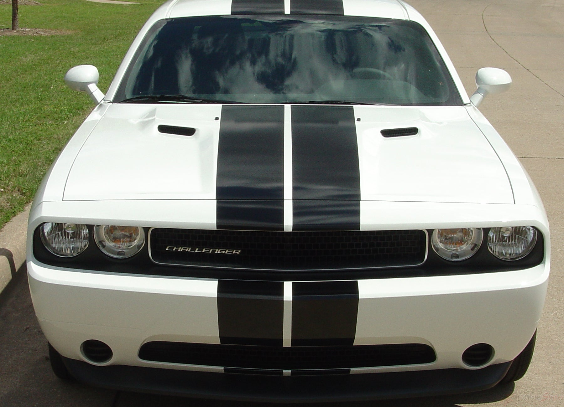 12X Camaro Pin Stripe Rally Vinyl Graphic Decals Racing Stripes SS RS 2016-2018