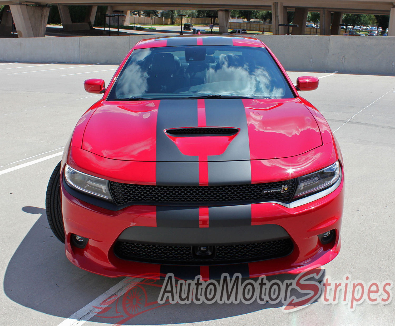 2015 2018 dodge charger racing stripe s pack r t scat pack. Black Bedroom Furniture Sets. Home Design Ideas