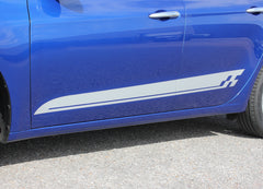 2013-2016 Dodge Dart RACE Mopar Style Lower Door Accent Rocker Panel Vinyl Graphics 3M Stripes