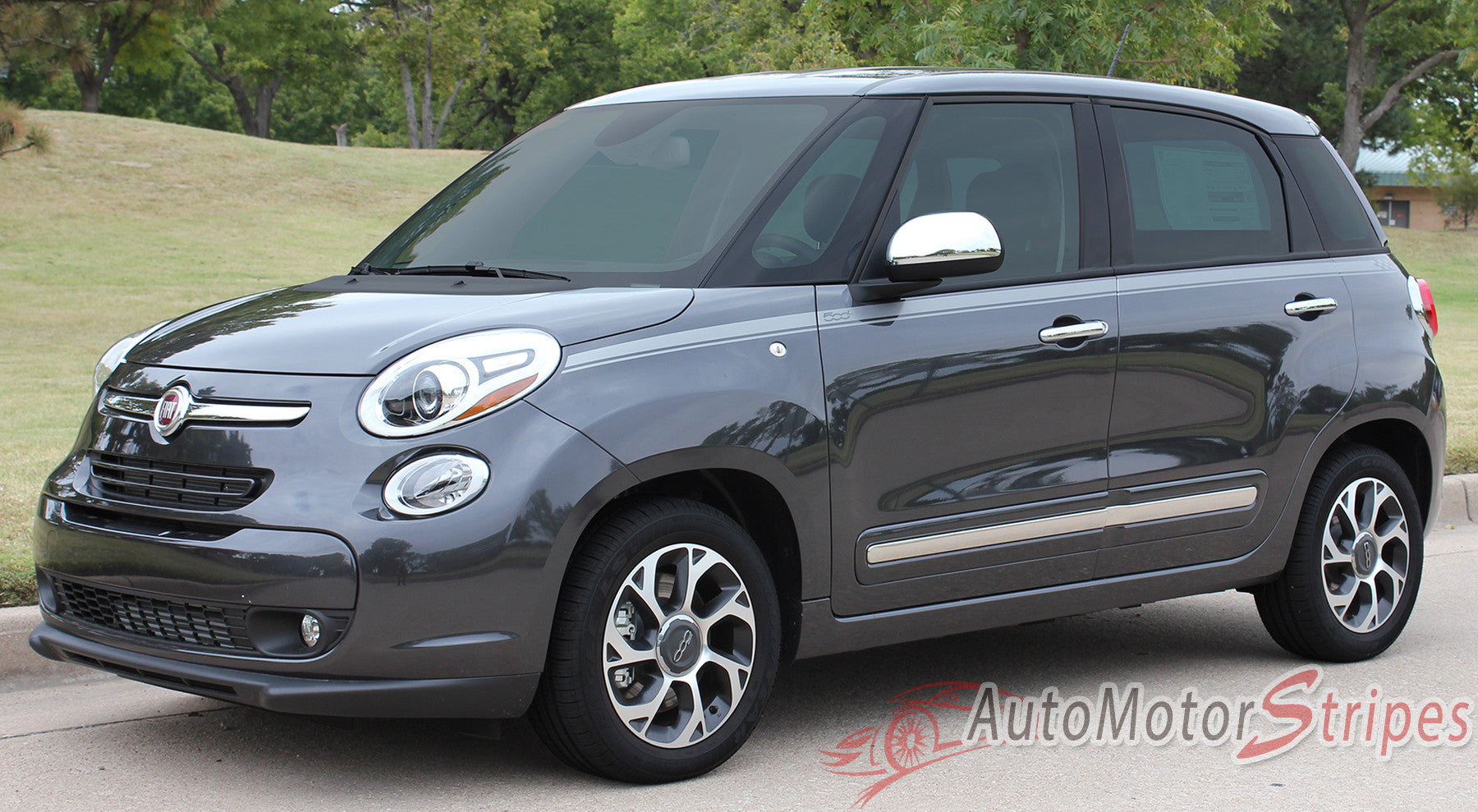 2014 2016 fiat 500l straightaway upper body accent 4 door. Black Bedroom Furniture Sets. Home Design Ideas