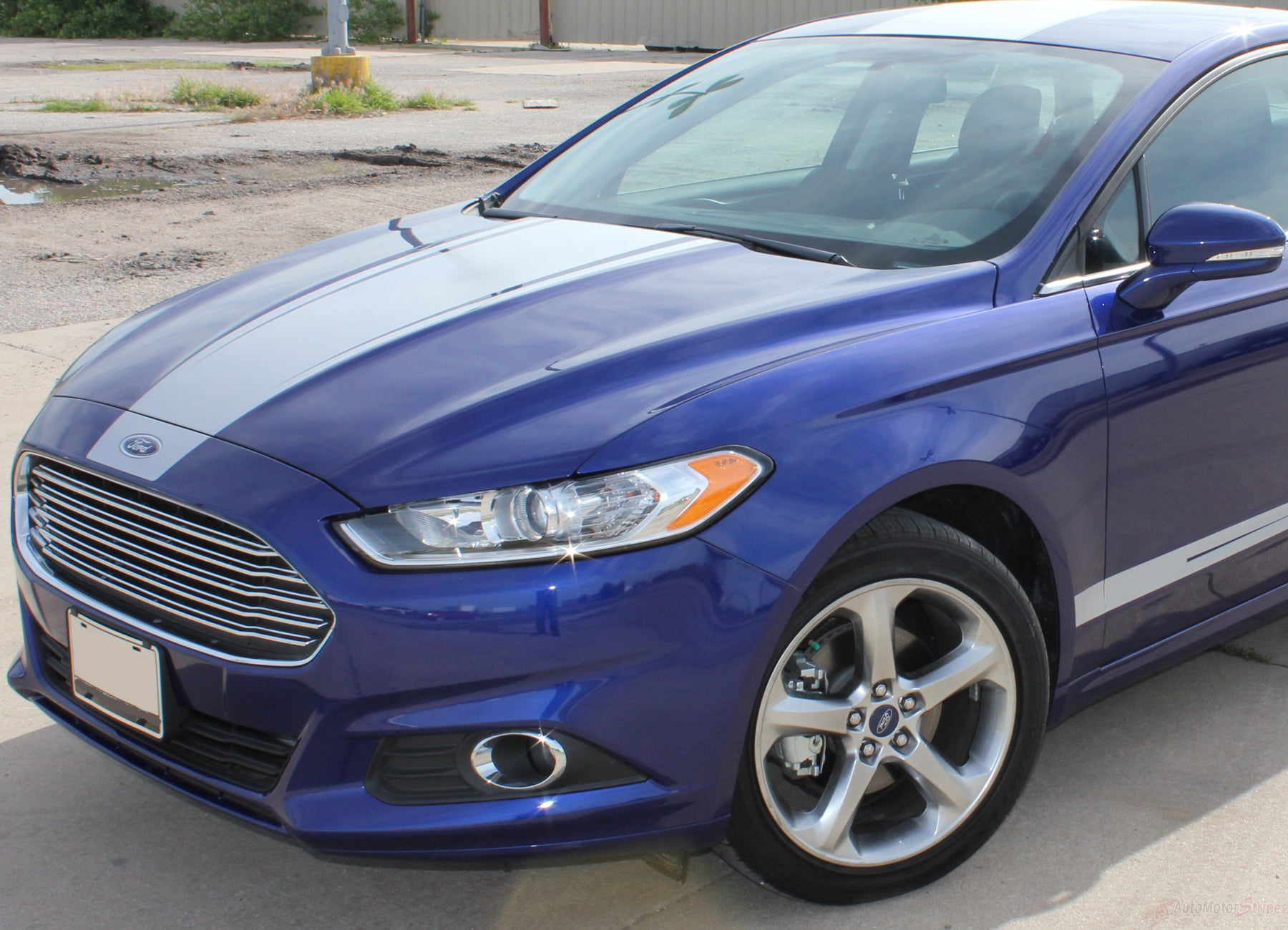 2015-2017 FORD FUSION