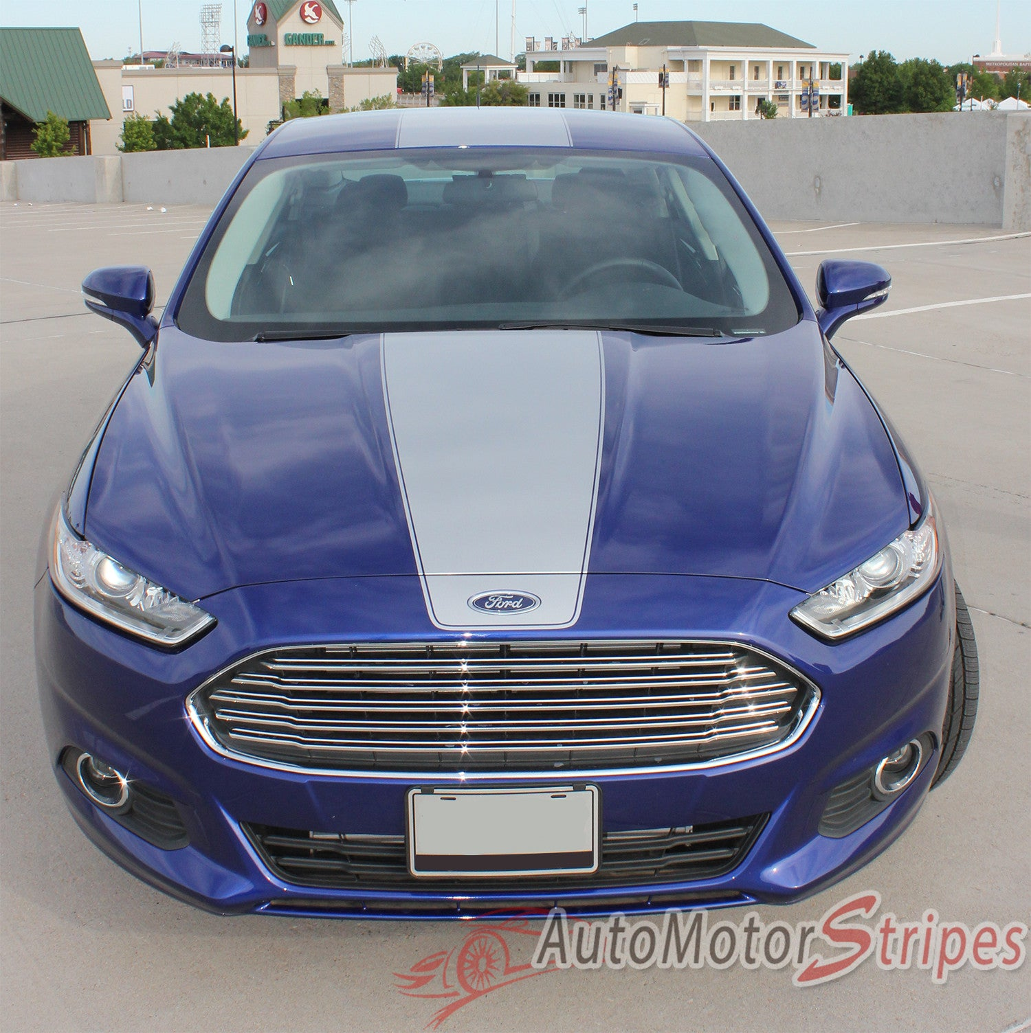2013 2017 ford fusion overview complete center hood roof. Black Bedroom Furniture Sets. Home Design Ideas