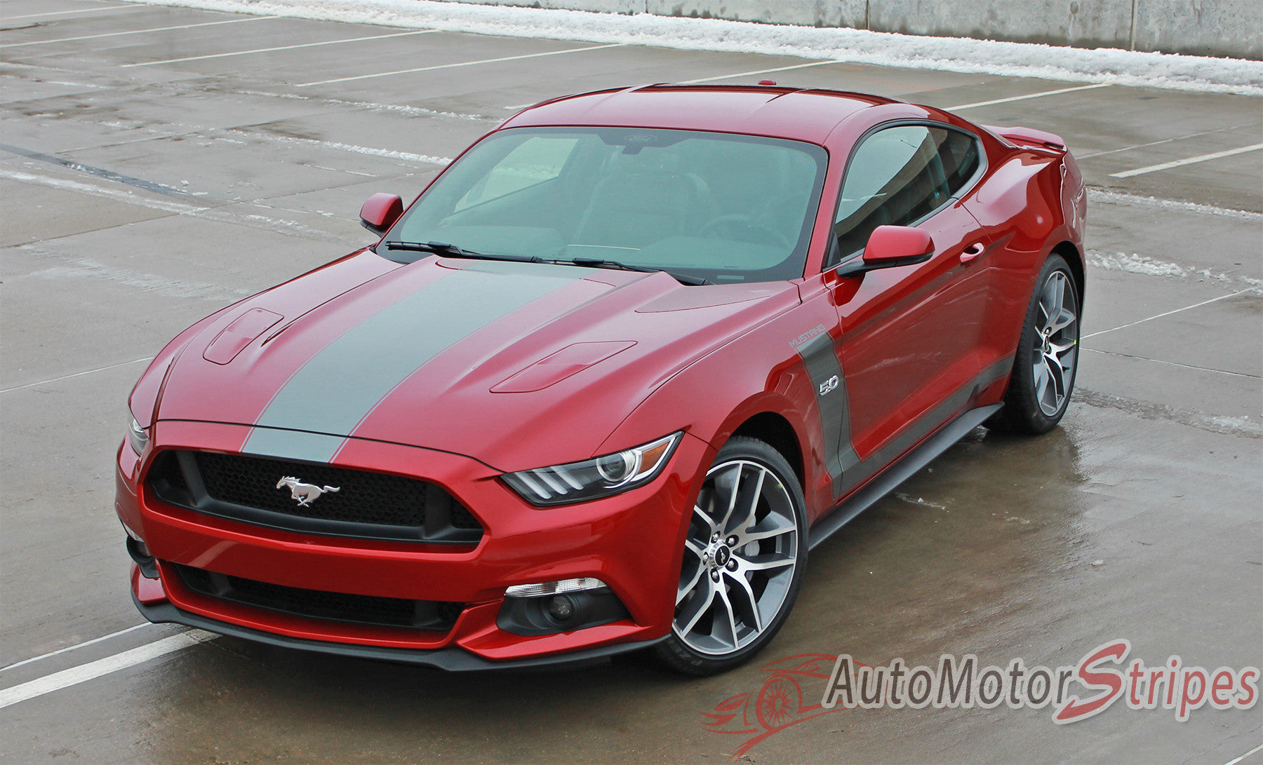 2015 2017 Ford Mustang Stellar Boss 302 Factory Oem Style