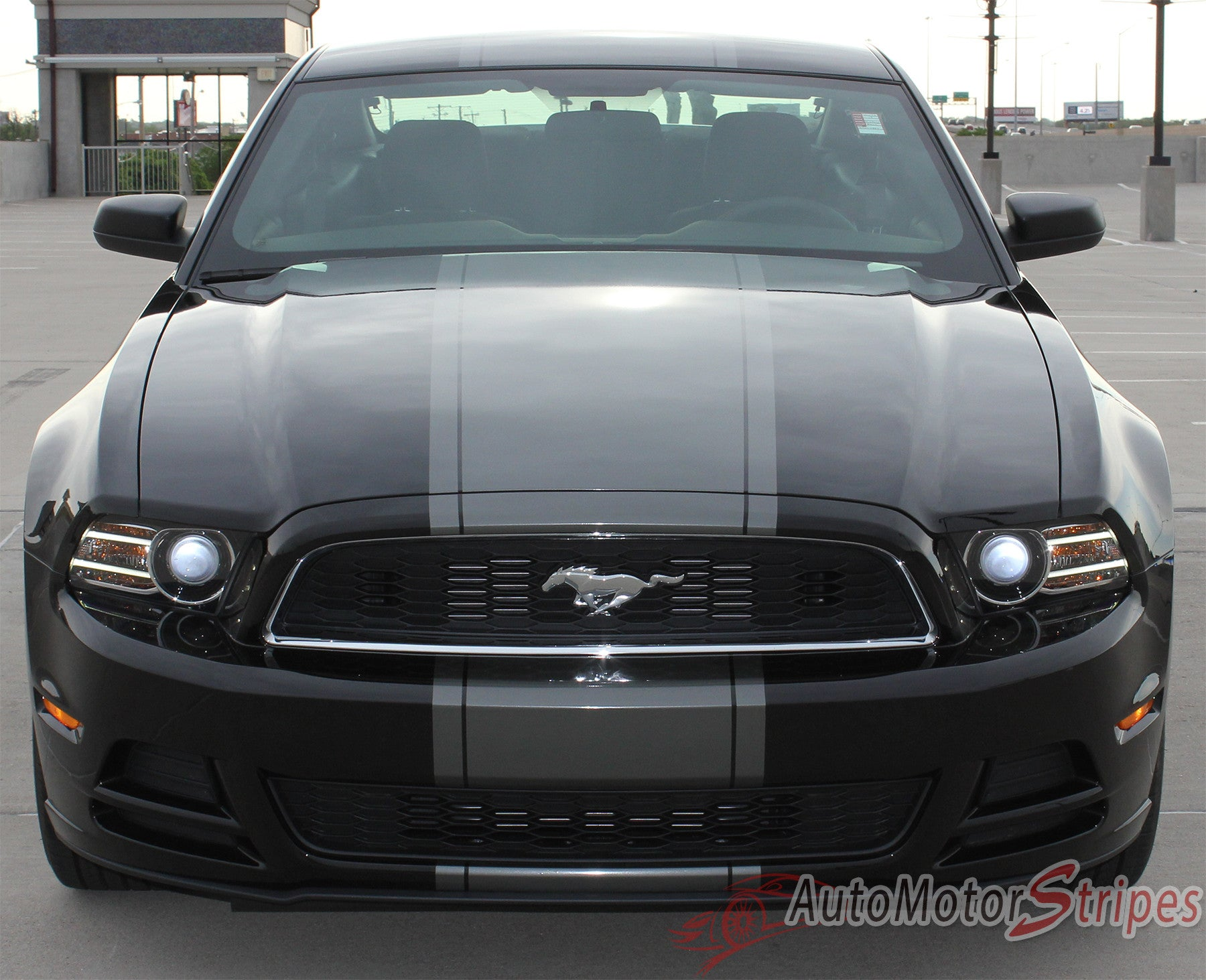 2013 2014 Ford Mustang Super Snake Venom Center Wide