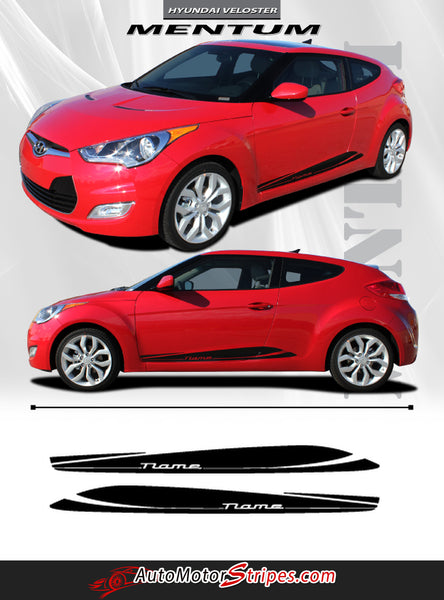 2011-2018 Hyundai Veloster Mentum Lower Rocker Panel ...