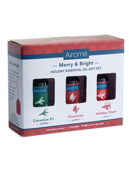 Airomé Essential Oil Gift Sets