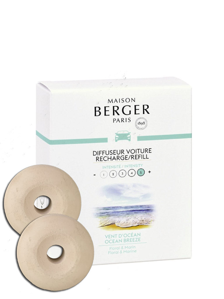 Lampe Berger Car Diffuser Refill - Ocean Breeze