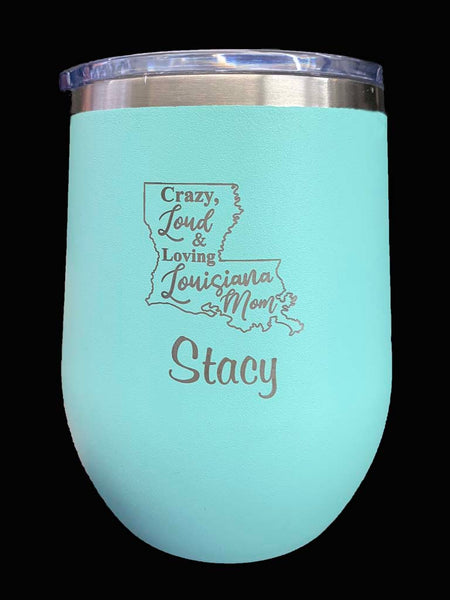 Teal Insulated 12oz Tumbler