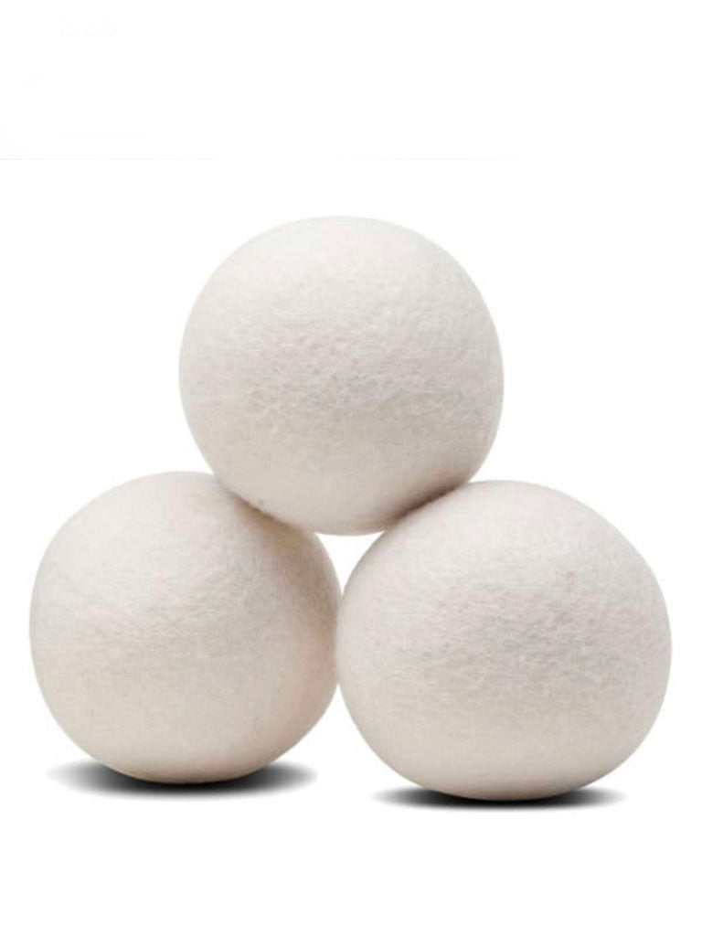 Wool Dryer Balls 3 Piece Set