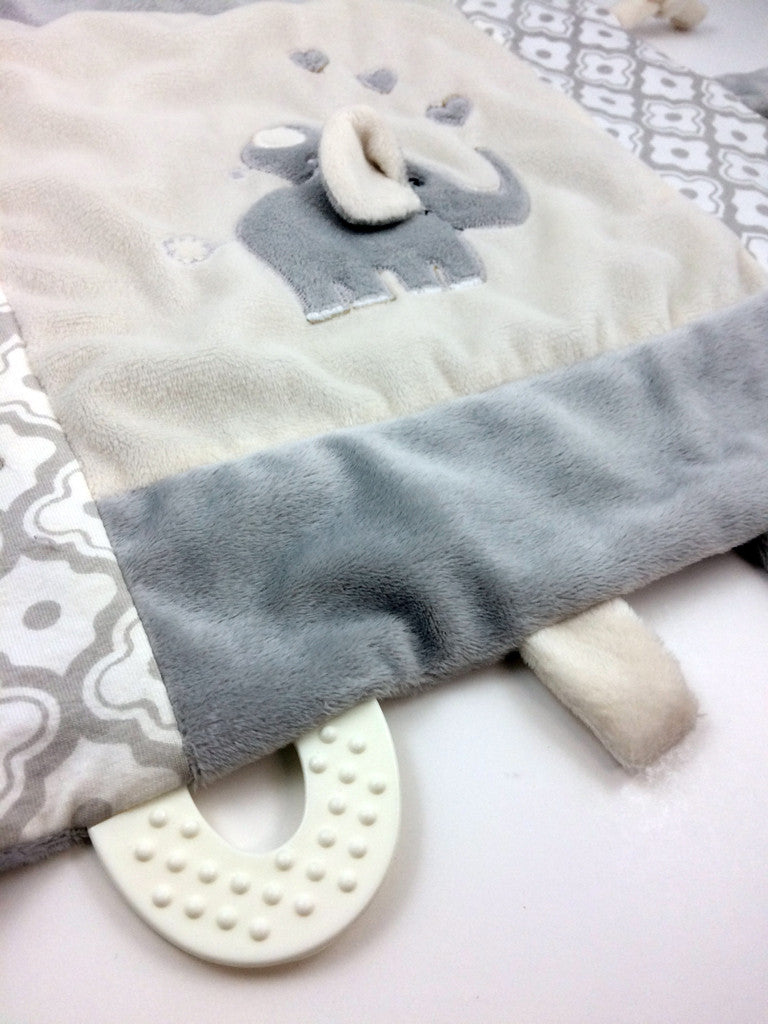 Elephant Multifunctional Blankie