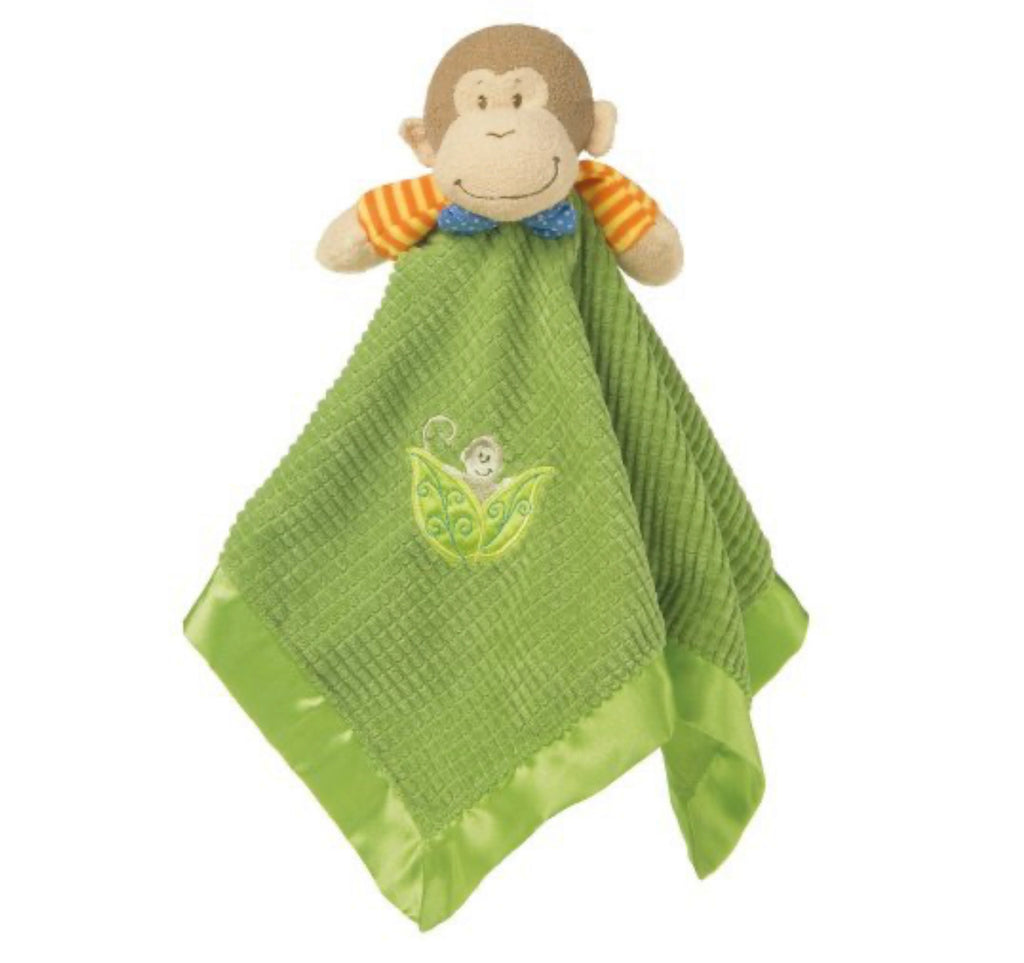 Mango Monkey Security Blankee