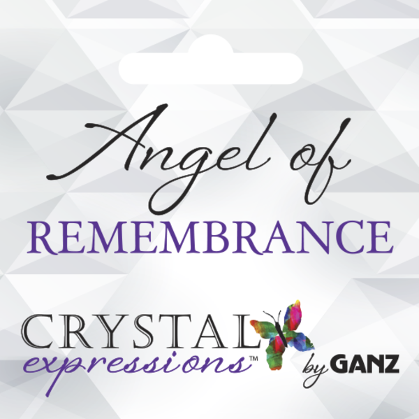 Angel Sentiments - Remembrance Keepsake Ornament
