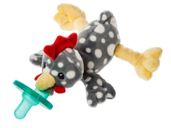 Rocky Chicken Wubba Nub Infant Pacifier