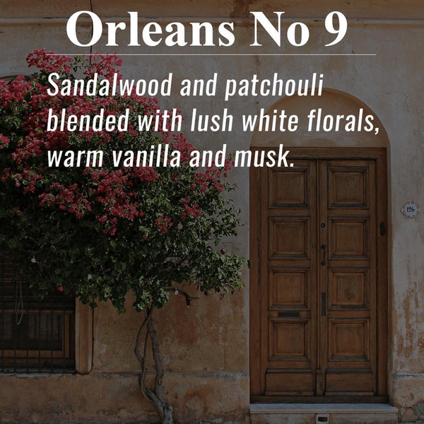 Orleans .5oz Scented Oil
