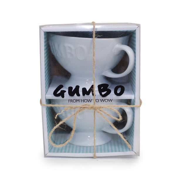 Gumbo Bowls - Set of 2