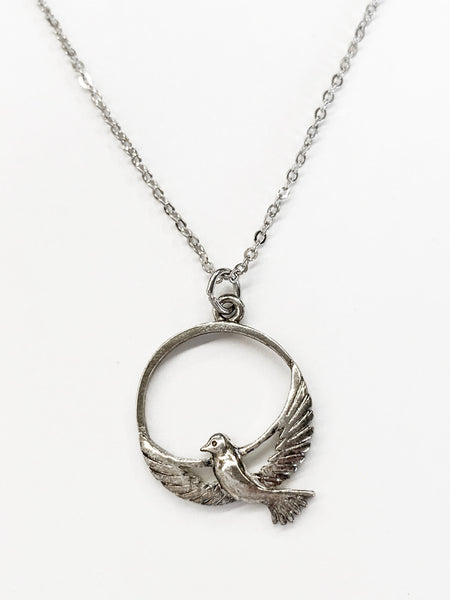 Confirmation Dove Necklace