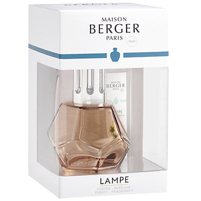 Lampe Berger Geometric Honey Gift Set