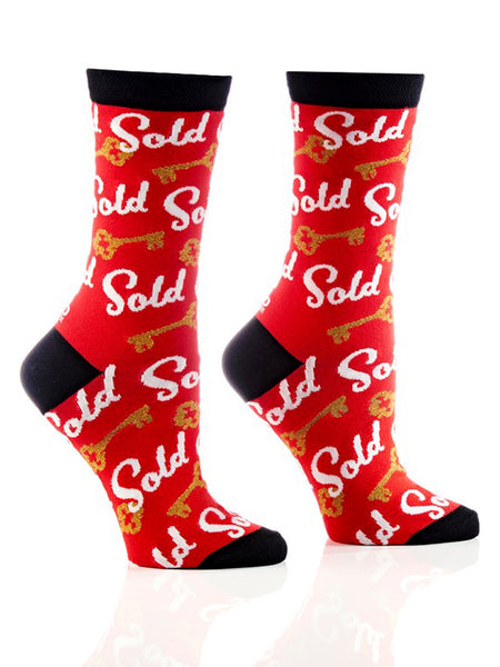 Realtor Socks - Women's
