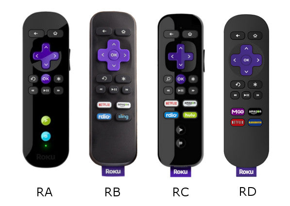 Using roku remote with directv now