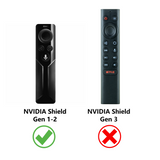 Sideclick Universal Remote Control Attachment for NVIDIA® SHIELD™ Streaming Device