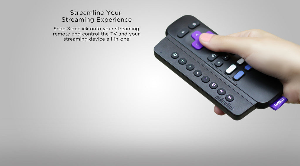 Universal remote for roku - General Discussion - TabloTV Community