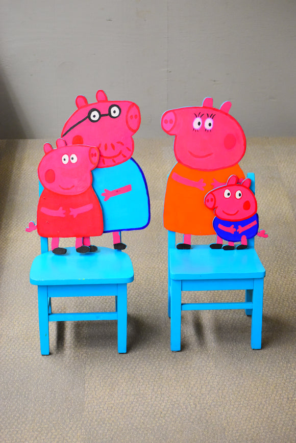 Peppa Pig Chair Set