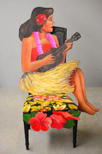 Luau Girl Chair