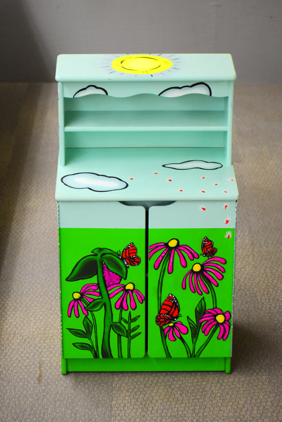 Childs Cabinet