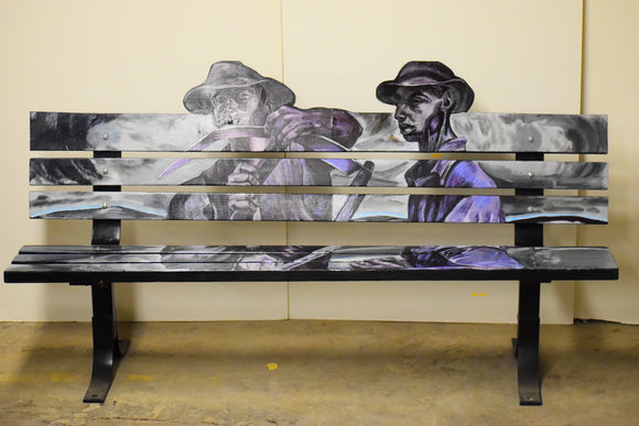 Miners Bench
