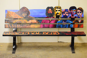 Greatfuldead Bench