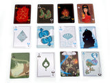 4 Elements Playing Cards