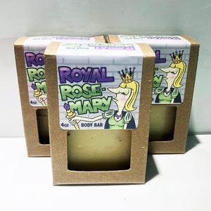 Royal Rosemary Soap