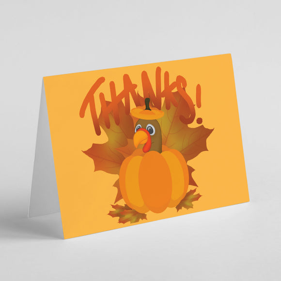 Fall Thanks (Set of 10)