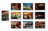 Chicago Restaurants Set of 10