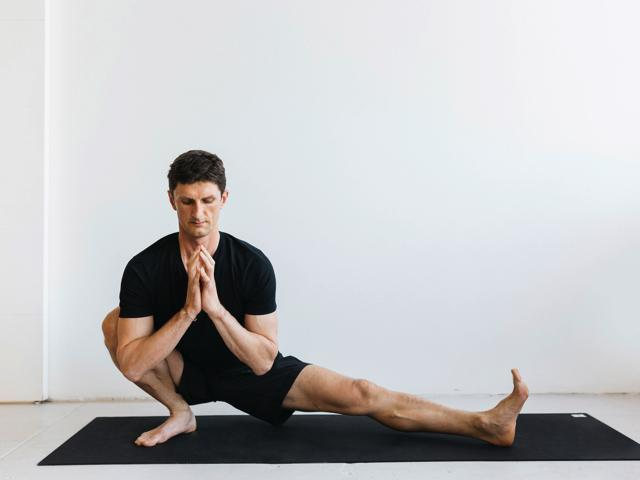 300-hour Vinyasa Yoga Teacher Training with Blair Hughes, Jan 9 - Feb 7