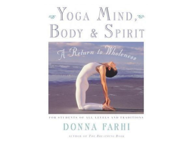 Yoga Mind, Body and Spirit