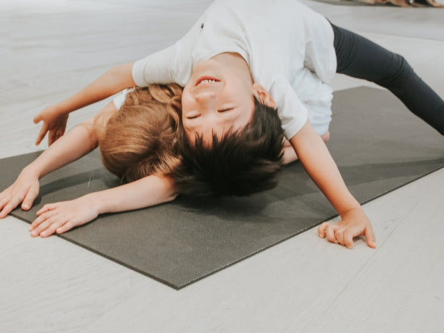 Kids Yoga (5-9) Camp 2021