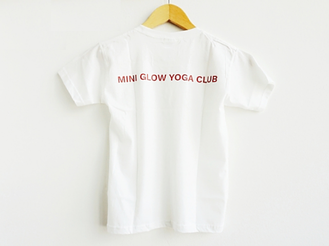 Mini Glow Yoga Club T-shirt