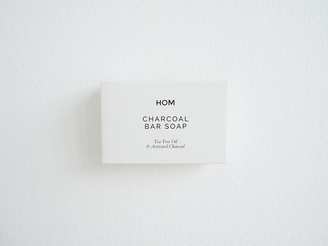 Hom Charcoal Bar Soap