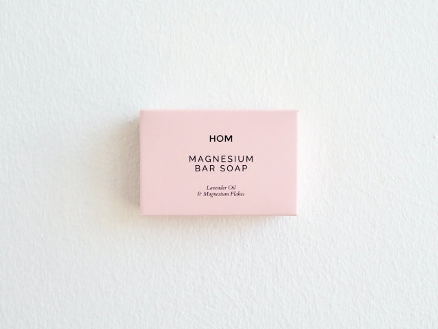 Hom Magnesium Bar Soap