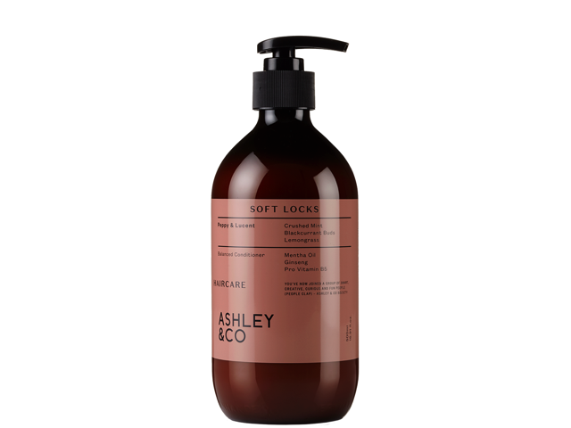 Ashley & Co Conditioner - Soft Locks Peppy & Lucent