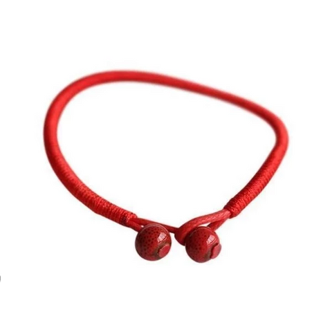 Original Lucky Ceramic Red String Bracelets [Set of 2]