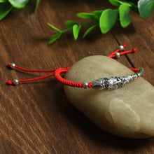 Load image into Gallery viewer, Bracelets Lucky Sterling Silver Koi Protection Bracelet