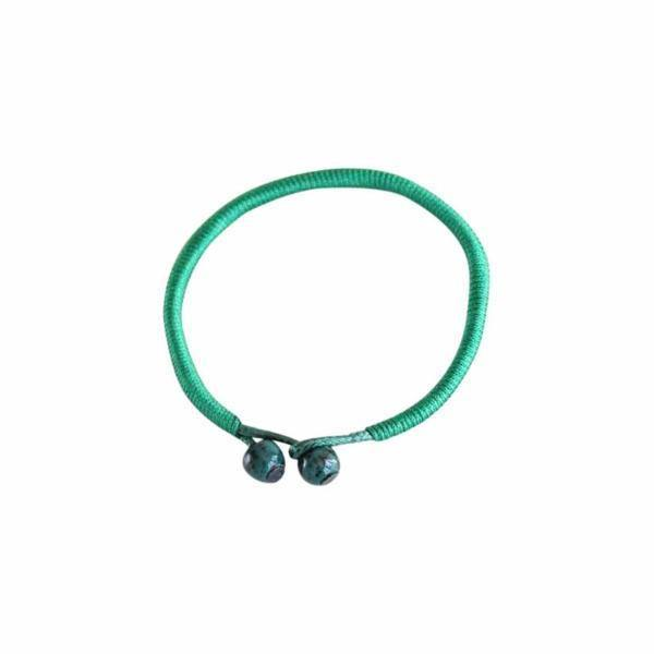 Environmental Awareness Ceramic String Bracelets [Set of 2]