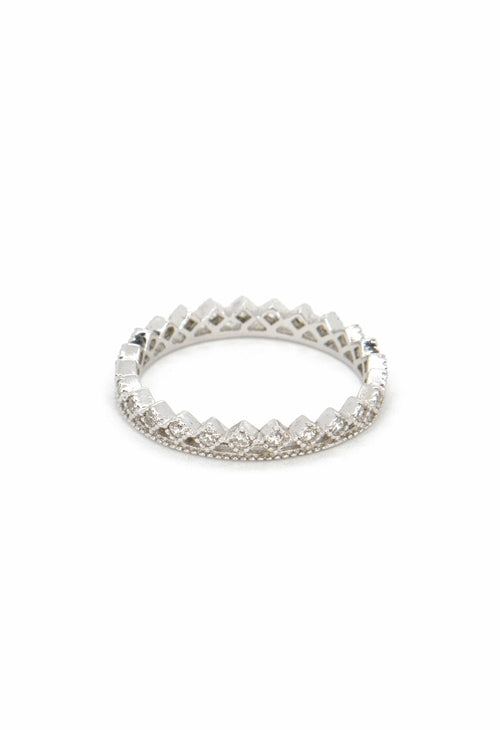 Sterling Silver Margo Stacking Ring
