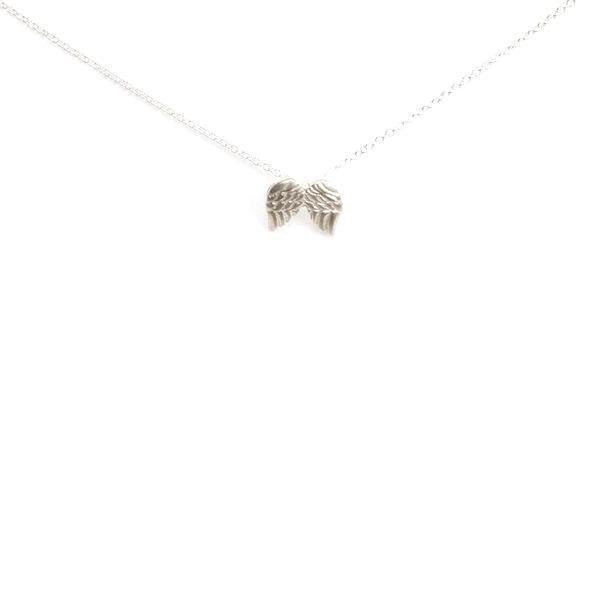 Angel Wings Wish Necklace