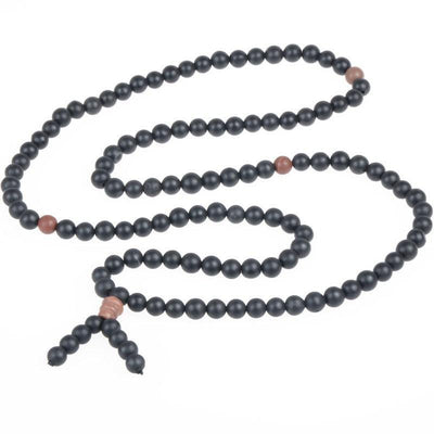 Bian Stone Healing Mala Beads - Bracelets - Ring to Perfection