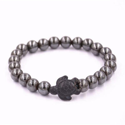 Sea Turtle Lava Stone Bracelets [6 Variants] - Bracelets - Ring to Perfection